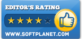 Vitainterface rated by SoftPlanet
