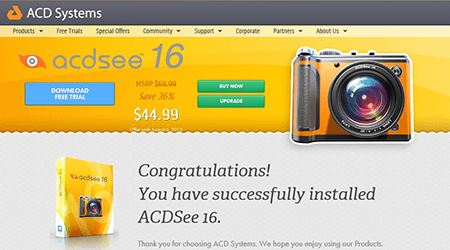 ACDSee 17.1 Build 68