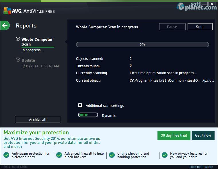 Antivirus Software for Windows