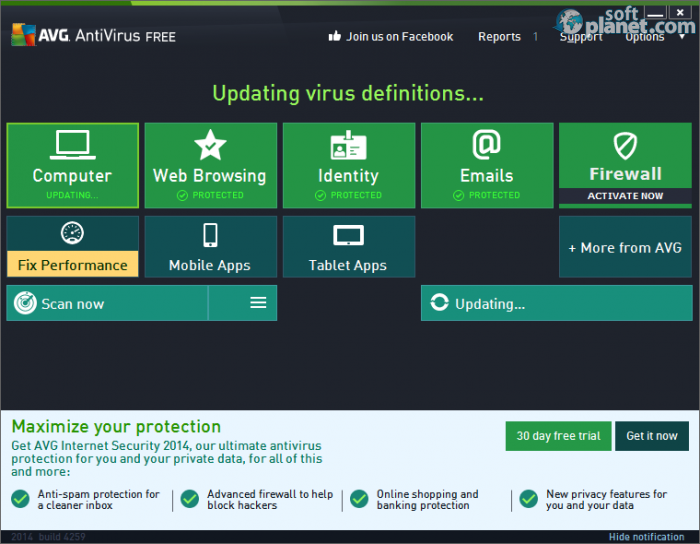 Top 3 antivirus y videotutoriales