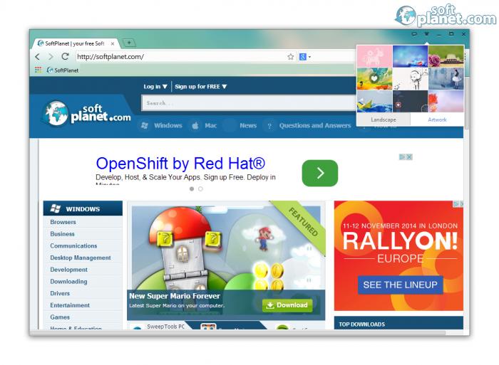Kostenloser Download Baidu Spark Browser