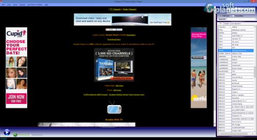 Readon TV Movie Radio Player 7.6.0.0