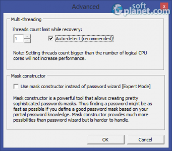 Recovery Toolbox for PDF Password Screenshot4