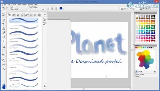 Corel Painter Essentials Screenshot3