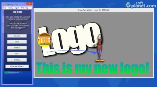 The Logo Creator Screenshot2