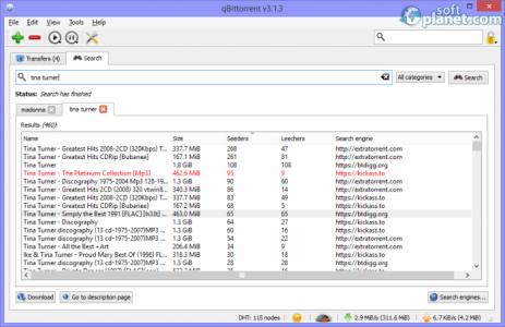 qBittorrent Screenshot2