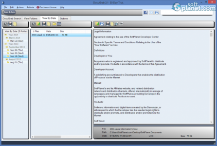 DocuGrab Screenshot2