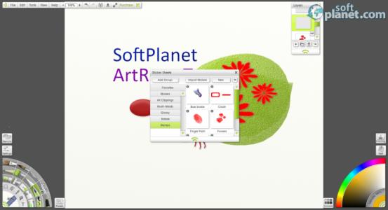 ArtRage Screenshot4