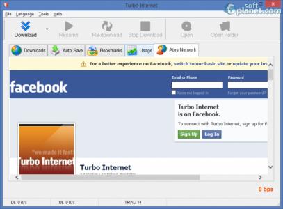 Turbo Internet Screenshot5
