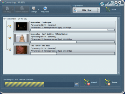 VSO Video Converter Screenshot4
