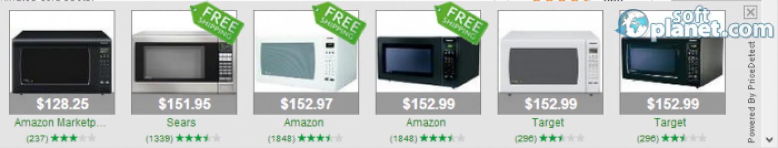 PriceDetect Screenshot2