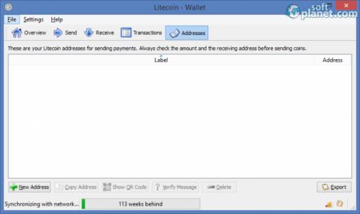 Litecoin Screenshot3