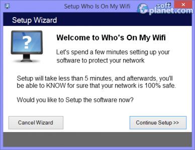 Who Is On My Wifi Screenshot4