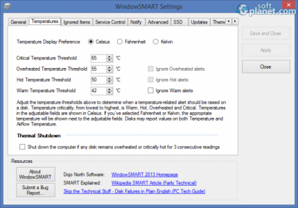 WindowSMART 2013 Screenshot4