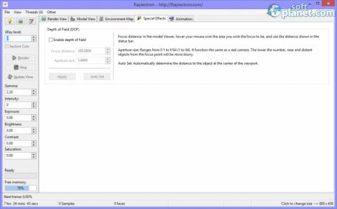 Raylectron Screenshot3