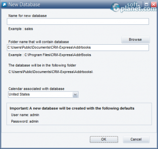 CRM-Express eSales Screenshot2