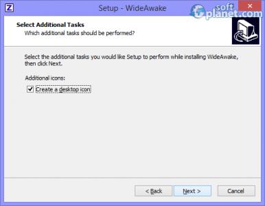 ZedLan WideAwake Screenshot4