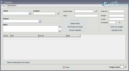 Job Designer Screenshot4