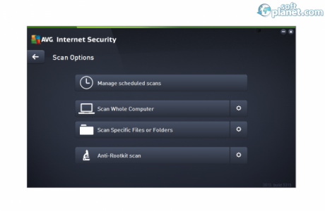 AVG Internet Security Screenshot3