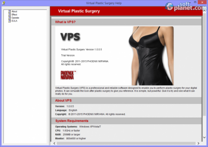 Virtual Plastic Surgery Screenshot3