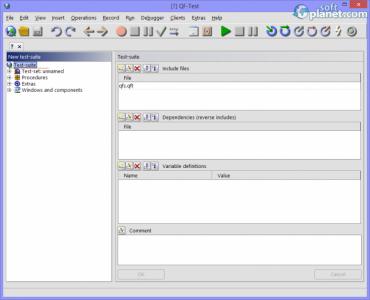 QF-Test Screenshot2