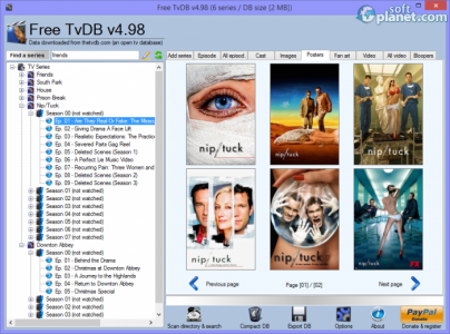 Free TvDB Screenshot3
