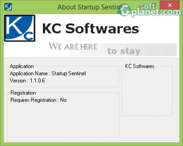 Startup Sentinel Screenshot2