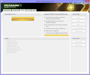 PCMark 7 Basic Edition Screenshot2