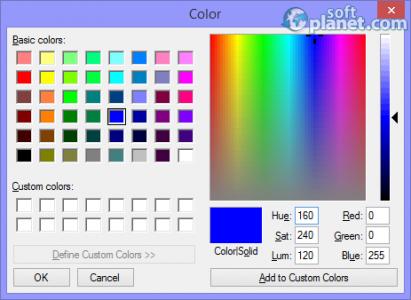 Color Picker ActiveX Control Screenshot2