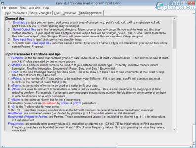 CurvFit Screenshot4