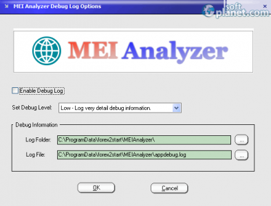 MEI Analyzer Screenshot2