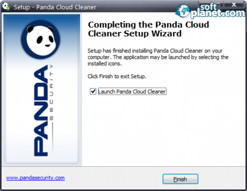Panda Cloud Cleaner Screenshot2