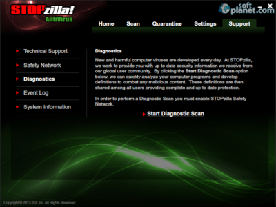 STOPzilla Antivirus Screenshot4