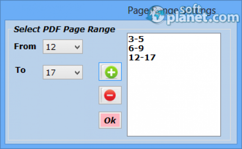 PDF Splitter Screenshot2