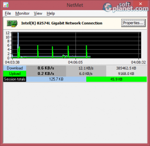 Network Meter Screenshot3