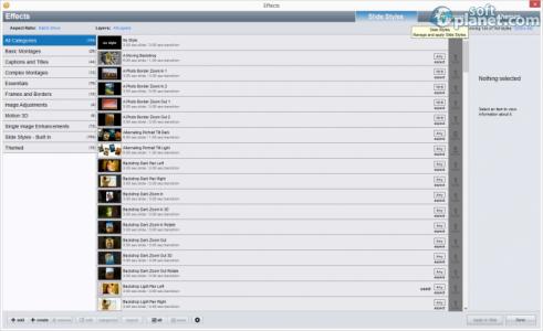 ProShow Gold Screenshot3