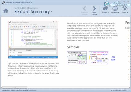 WPF Controls 2014 Screenshot4