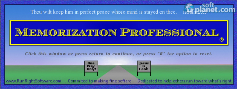 Memorization Professional Screenshot2