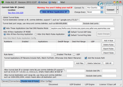 Hide ALL IP Screenshot3