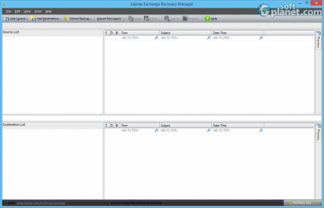 Exchange to Outlook Converter Screenshot2