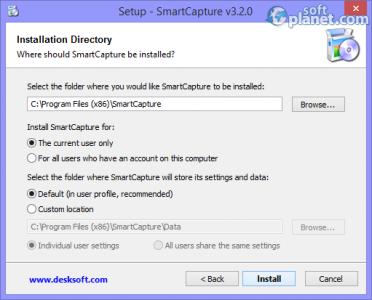 SmartCapture Screenshot4