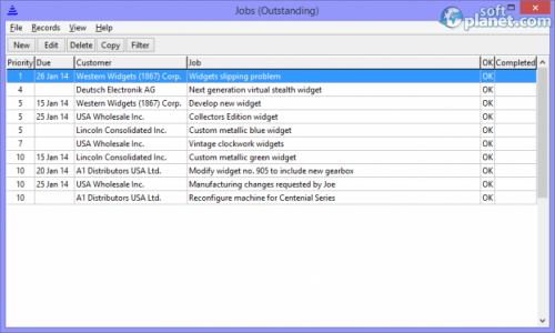 BS1 Professional Time Billing Screenshot4