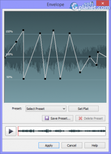 WavePad Sound Editor Screenshot4