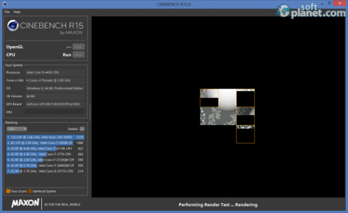 Maxon Cinebench Screenshot2