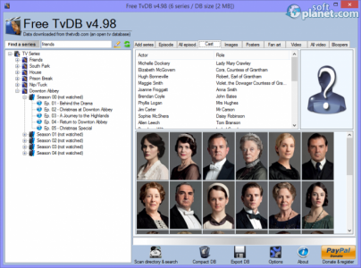 Free TvDB Screenshot2