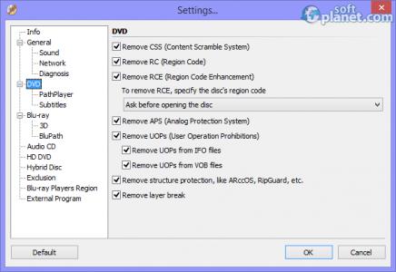 DVDFab Passkey Lite Screenshot3