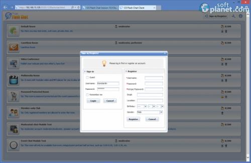 123 Flash Chat 10.0-20131112