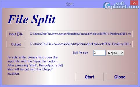 HJSplit Screenshot2