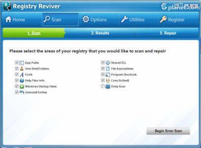 Registry Reviver Screenshot2
