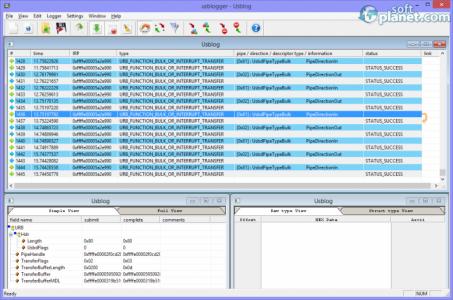 Simple USB Logger Screenshot4